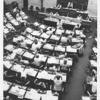 Rhode Island's last constitutional convention in 1986